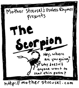 Mother Streusel The Scorpion